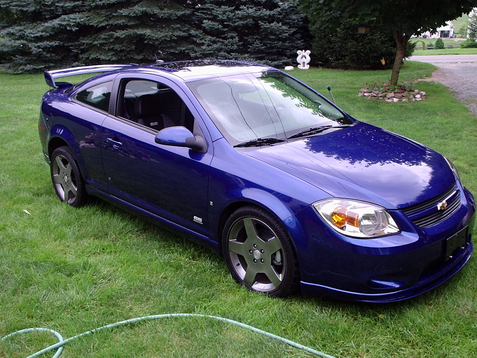 chevy cobalt ss supercharged review