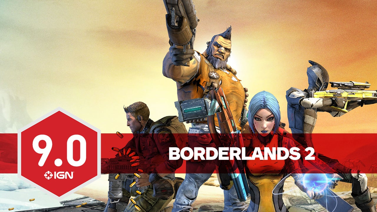 borderlands game of the year edition review