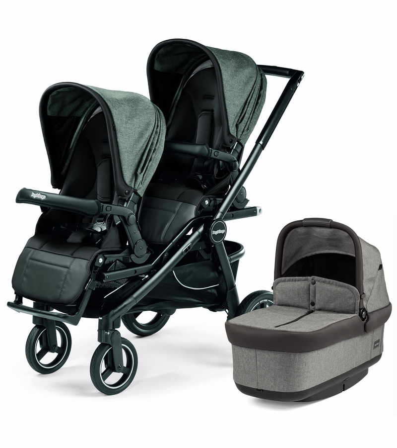 peg perego double stroller review