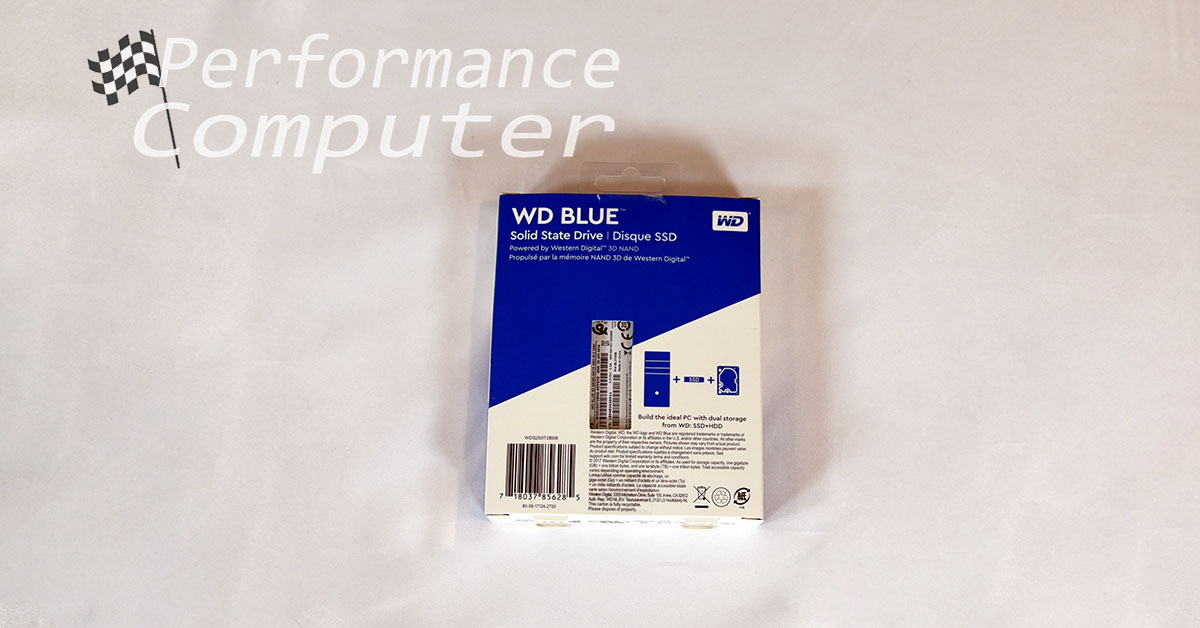 wd blue m 2 ssd review