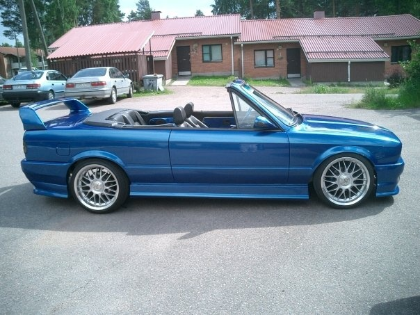 1987 bmw 325i convertible review