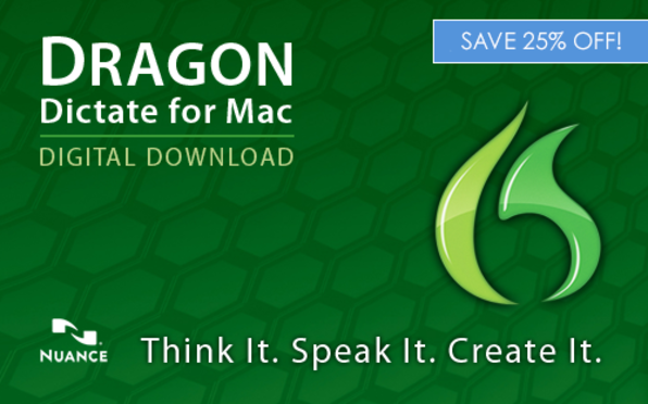 dragon dictate 5 for mac review