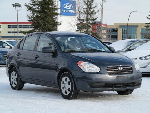 2010 hyundai accent gl review