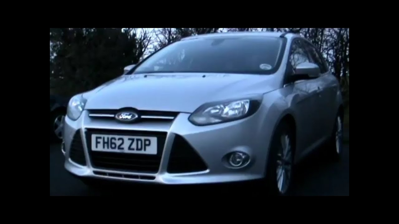 2012 ford focus s review