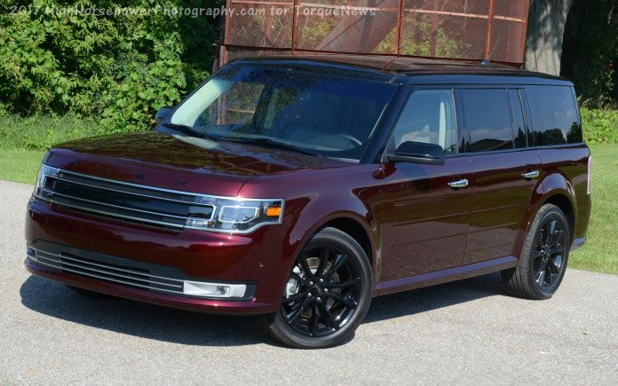 2017 ford flex sel review
