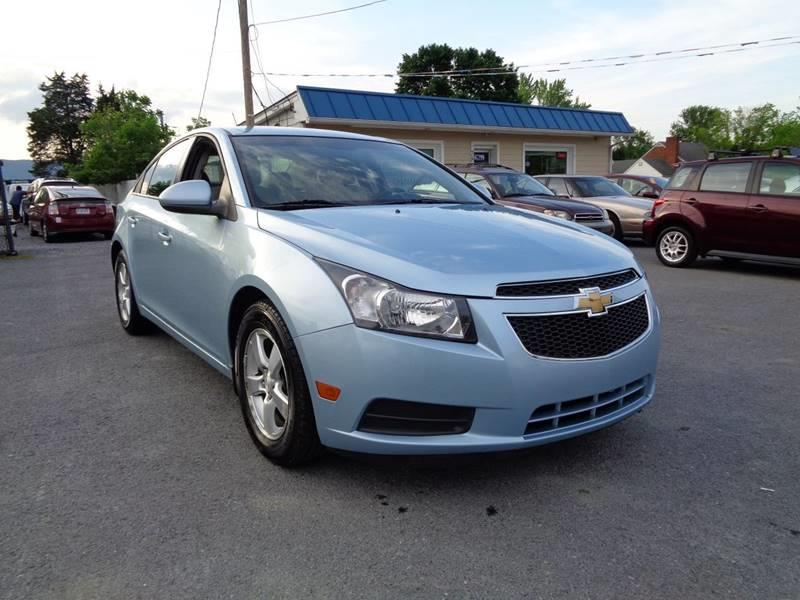 2012 chevy cruze 1lt review