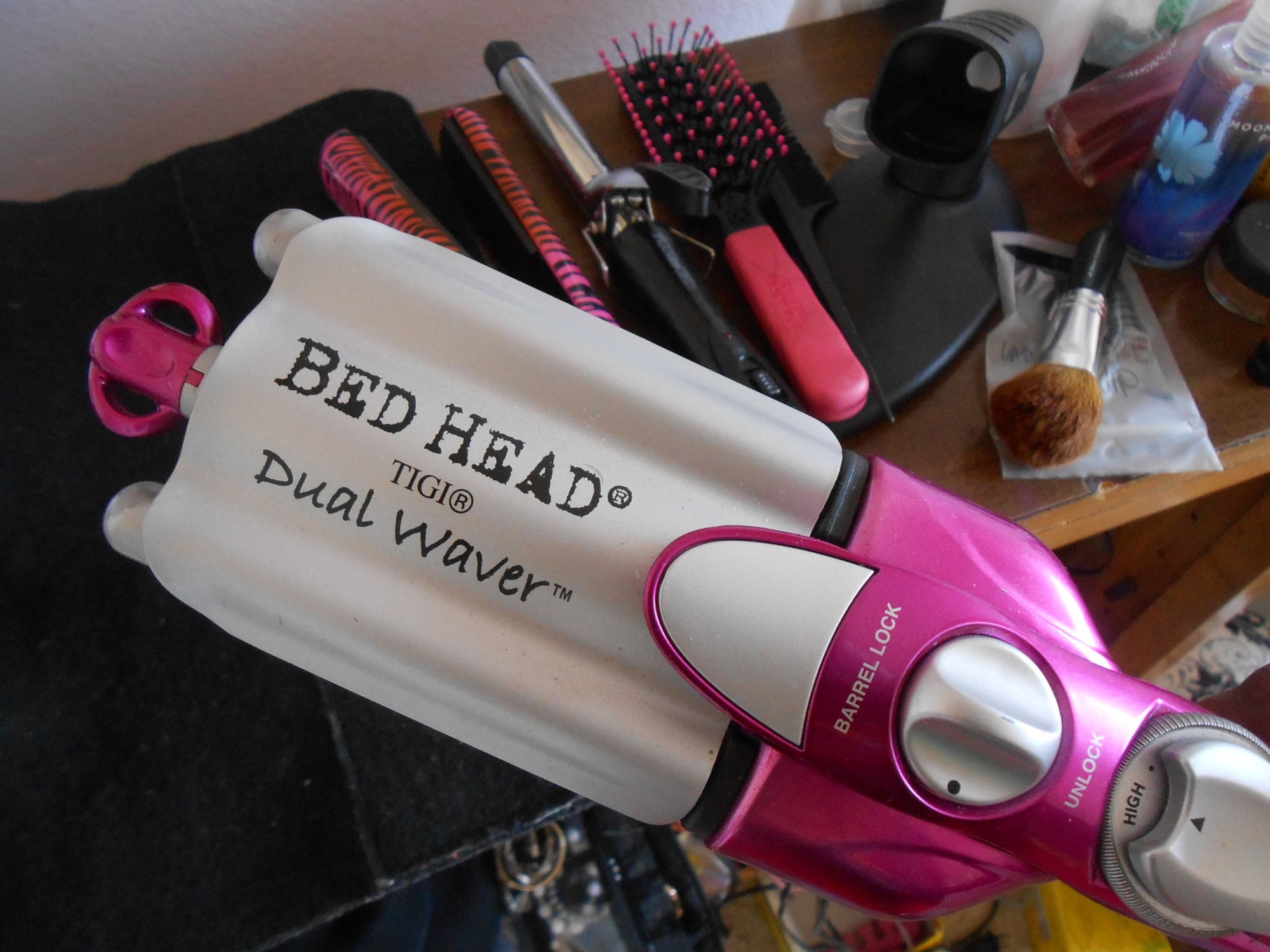 bed head dual waver review
