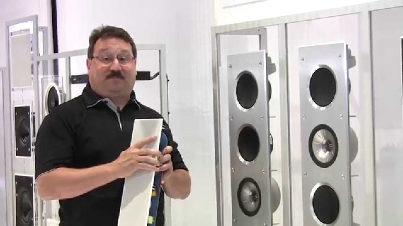 b&w in wall speakers review