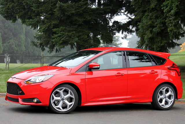 2014 ford focus hybrid review