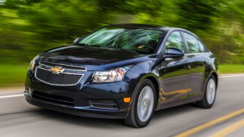 2014 chevy cruze lt review