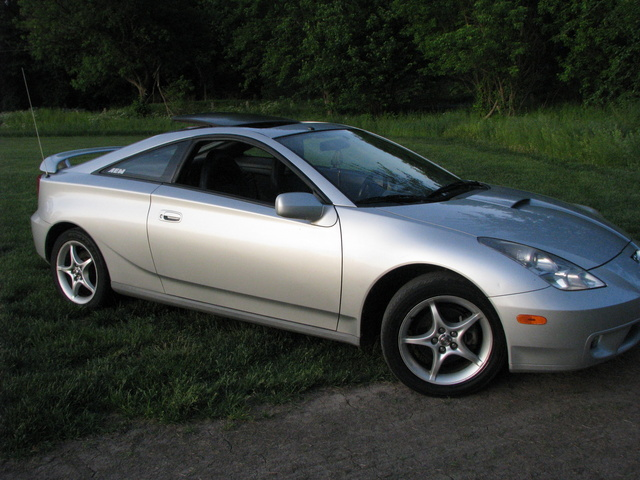 2000 toyota celica gts review
