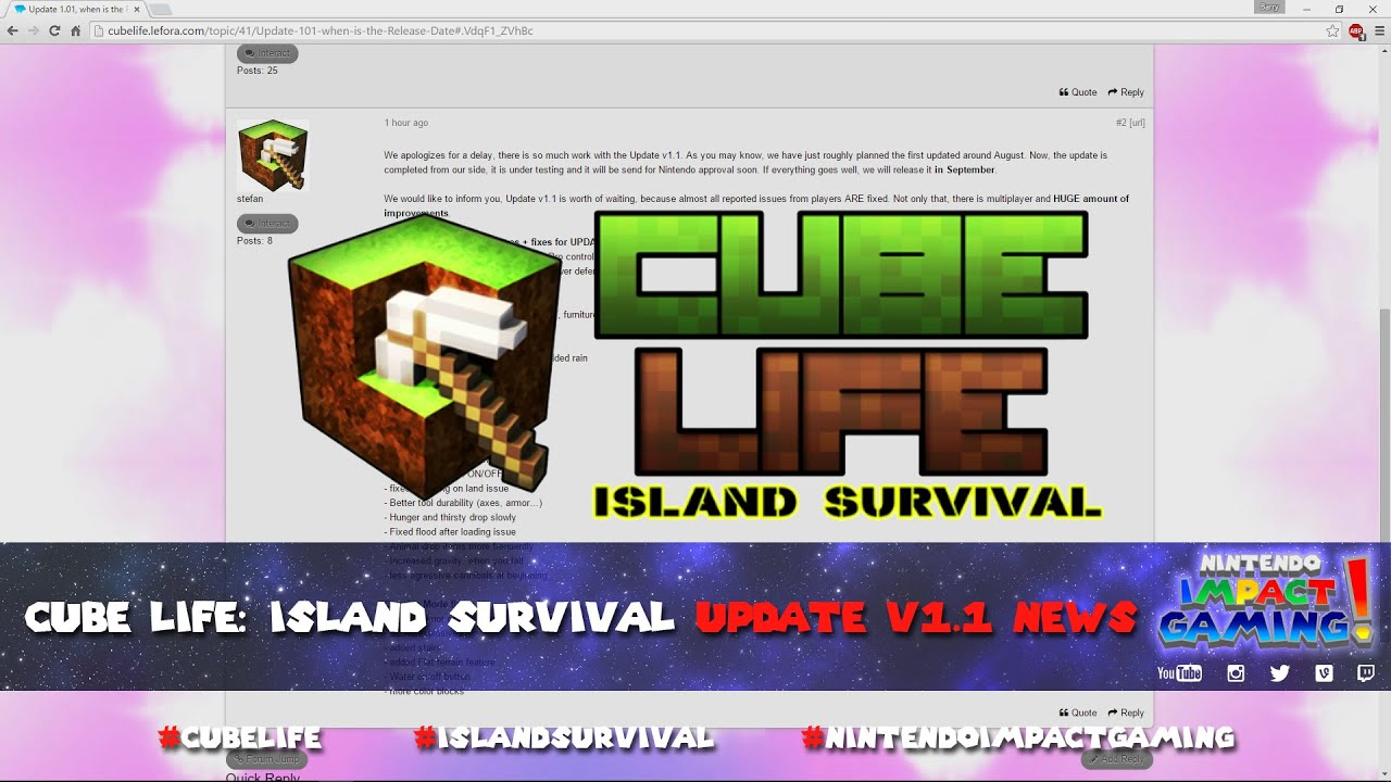 cube life island survival review