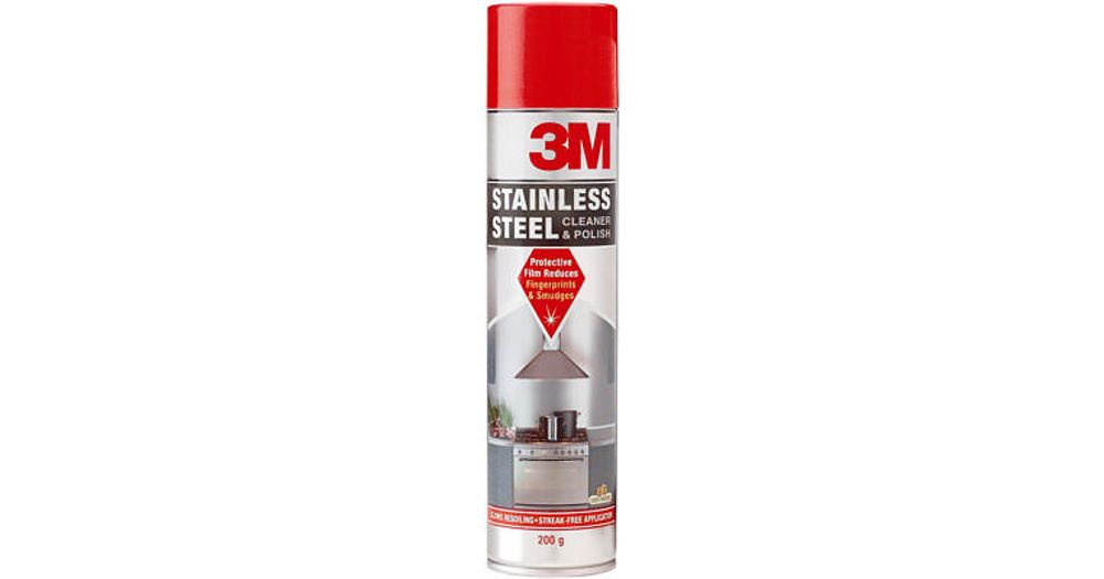 3m stainless steel cleaner review
