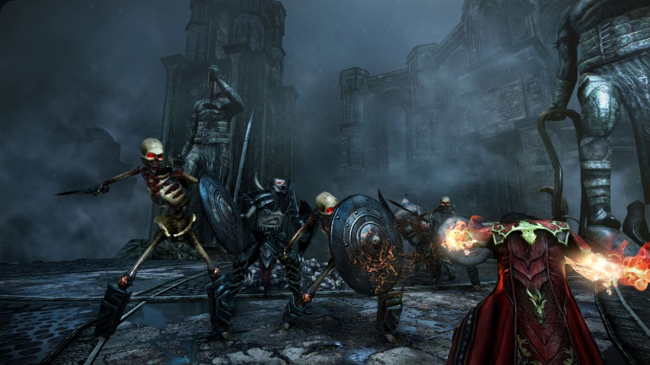 castlevania lords of shadow 2 ign review