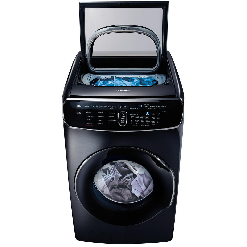 samsung front load washer reviews 2017
