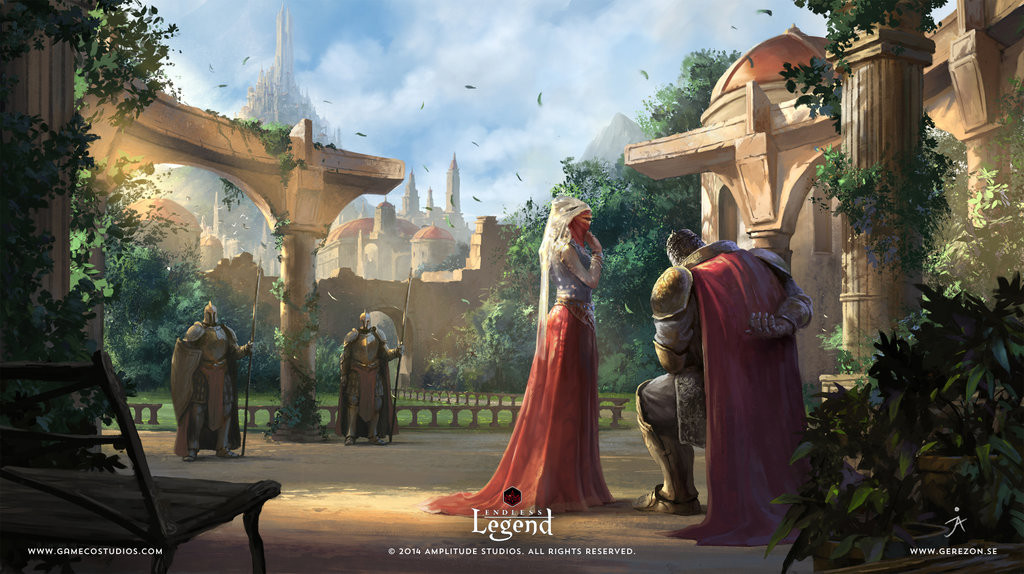 endless legend review angry joe