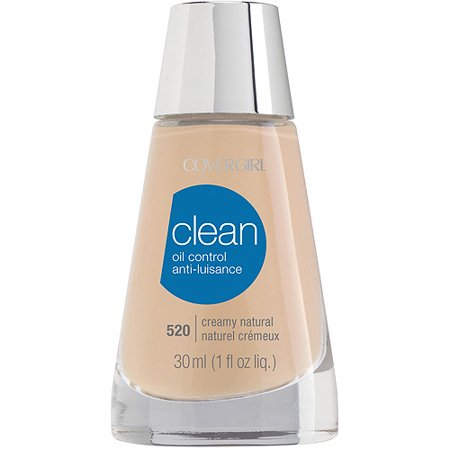 covergirl clean oil control reviews