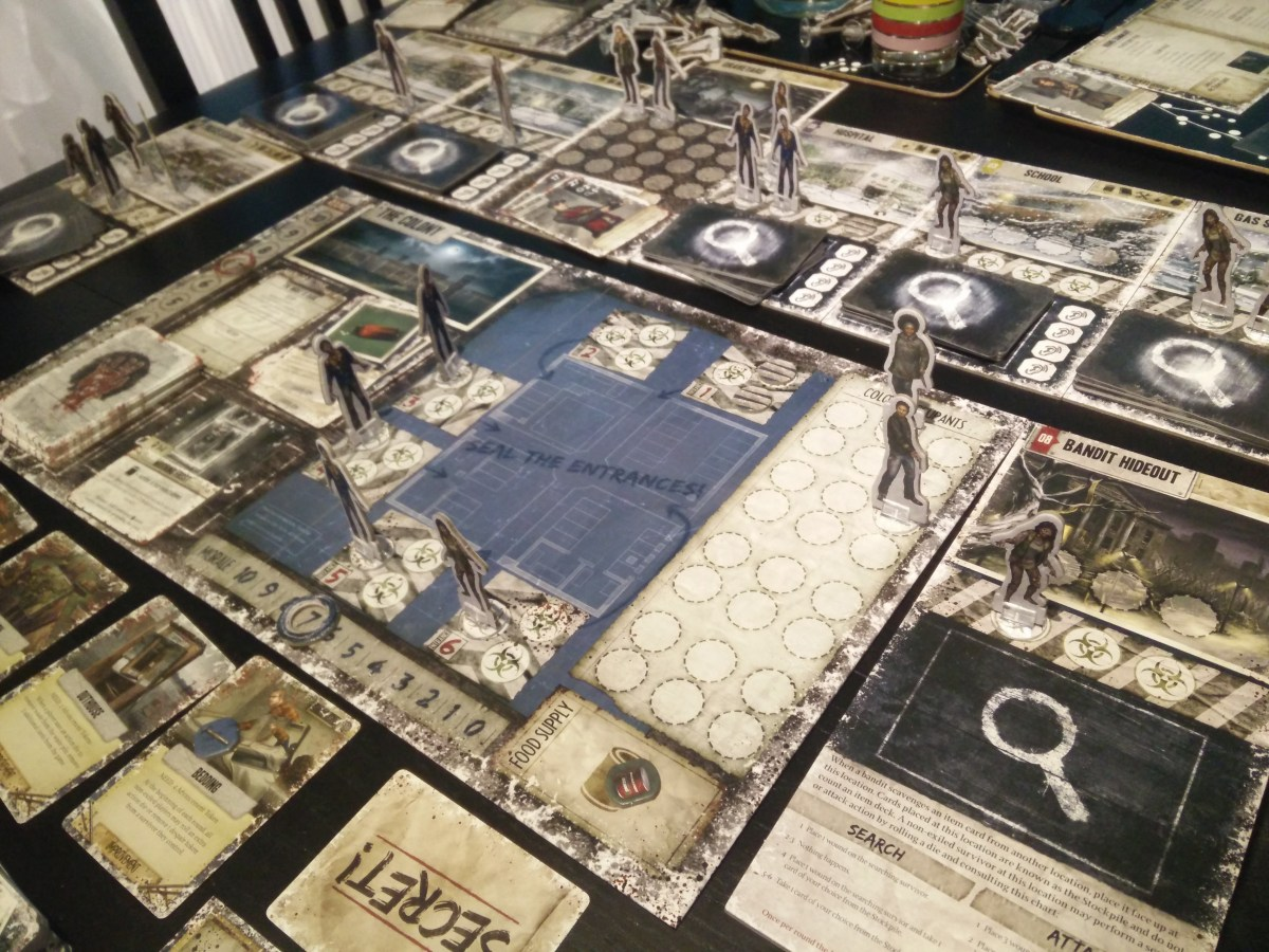 dead of winter long night review