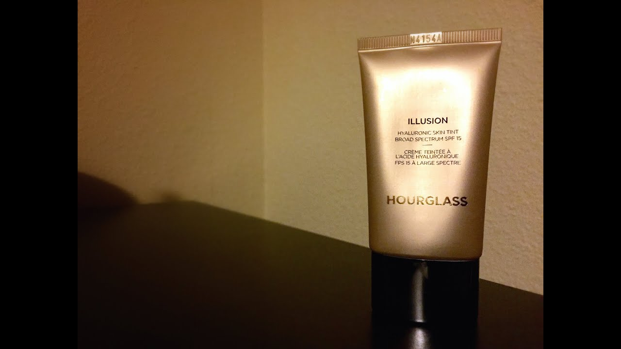 hourglass illusion hyaluronic skin tint review