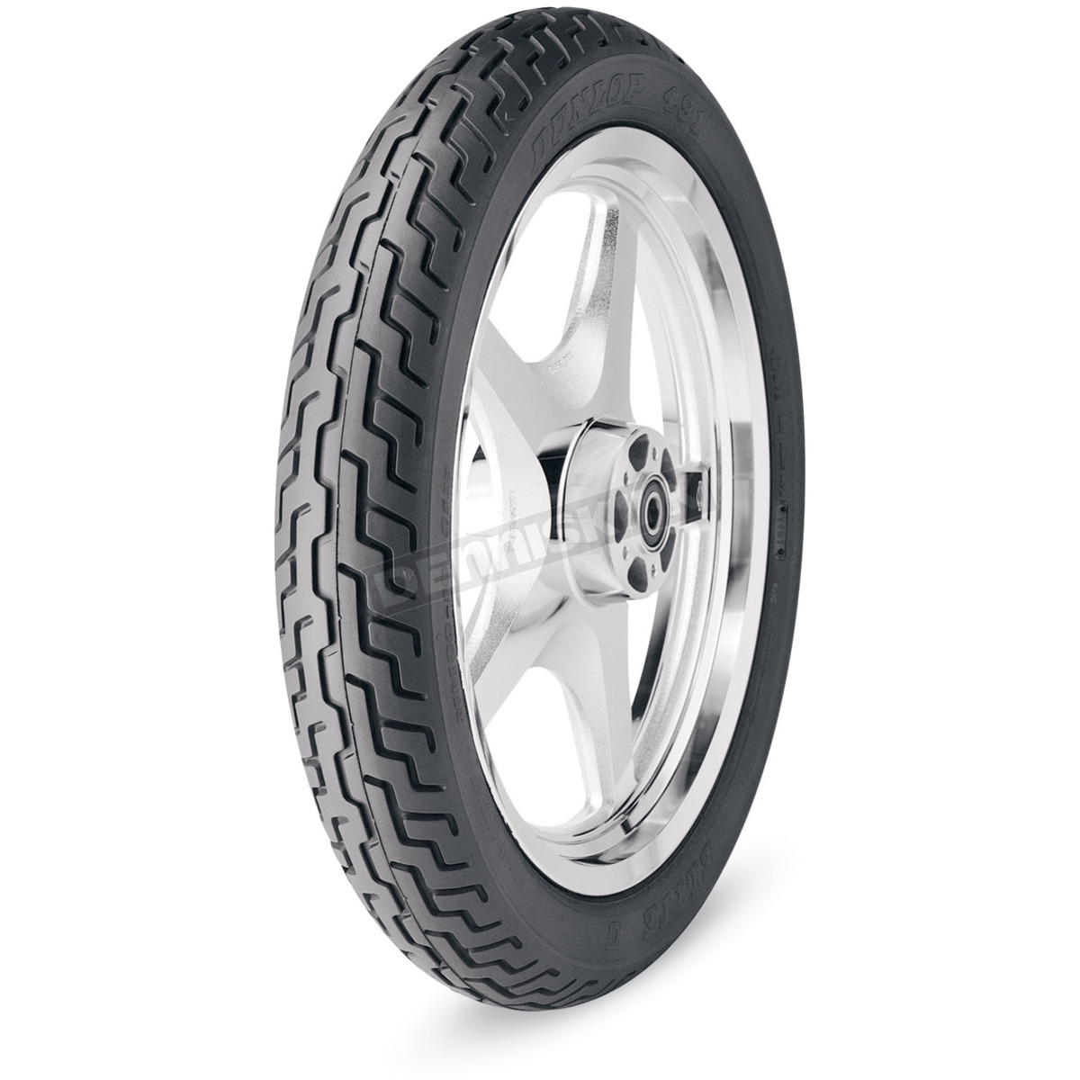 dunlop elite 4 motorcycle tires review