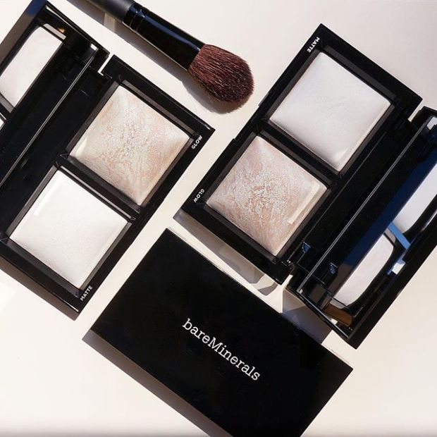 bareminerals invisible light translucent powder duo review