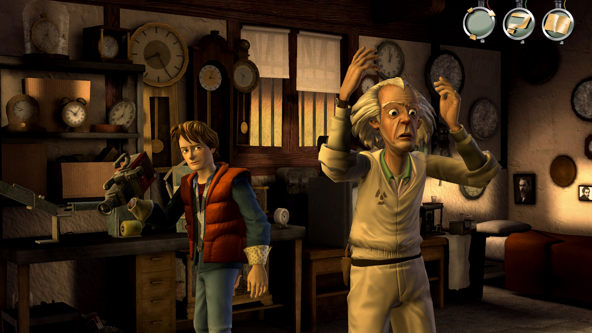 back to the future the game review
