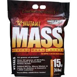 mutant mass cookies and cream review
