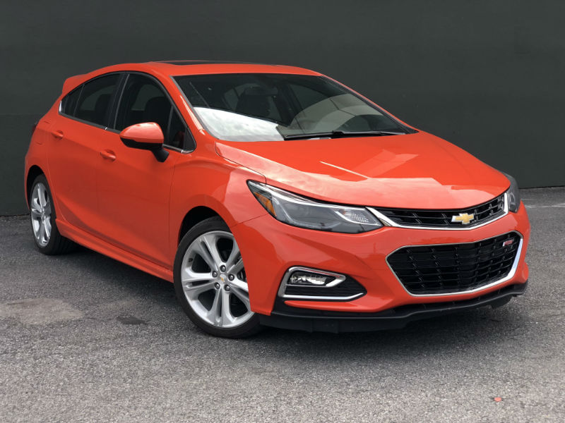 2018 chevy cruze diesel review