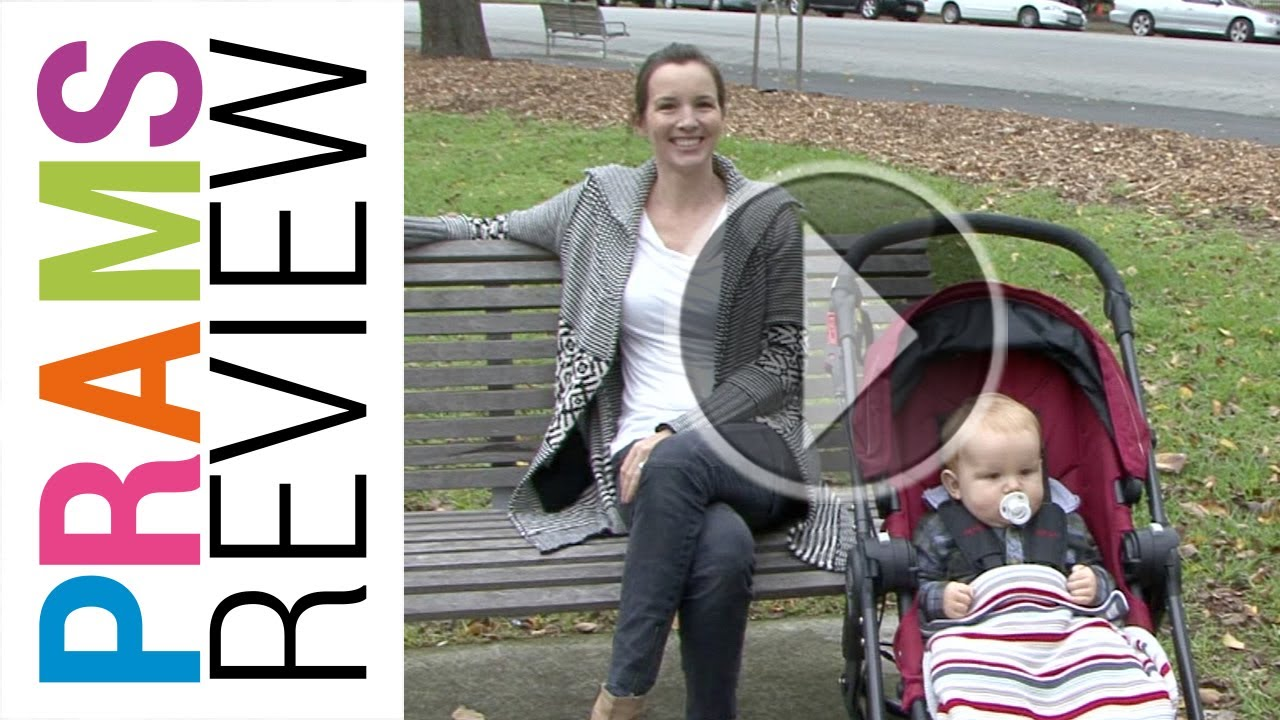 baby jogger city versa review