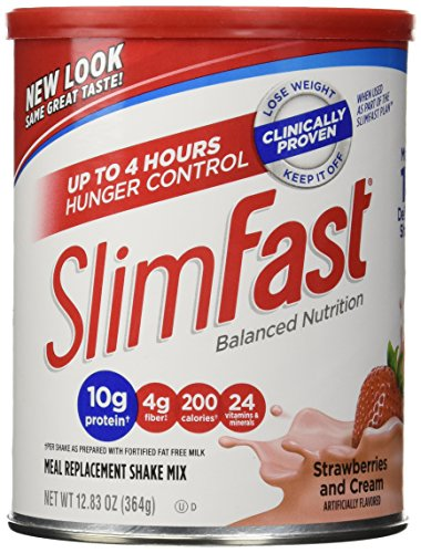 slim fast meal replacement shakes reviews