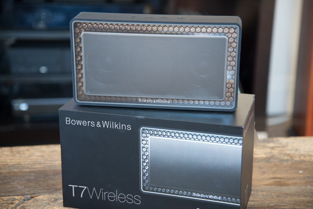 bowers and wilkins t7 review