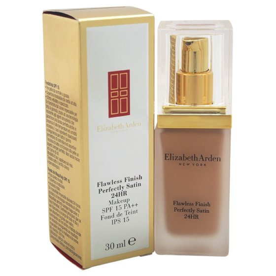elizabeth arden flawless finish perfectly satin 24hr review