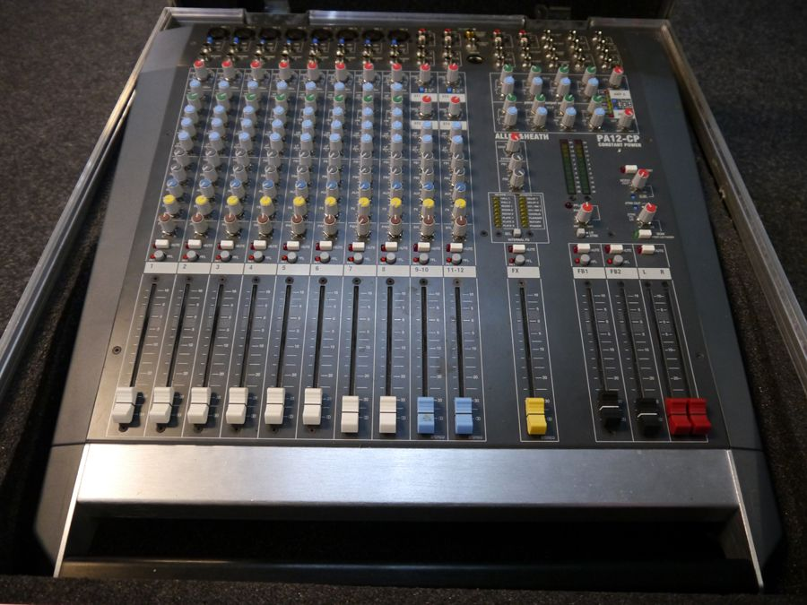 allen and heath pa12 cp review