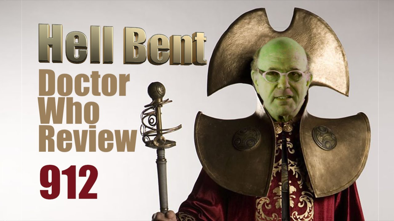 doctor who hell bent review