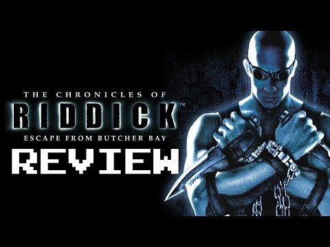 escape from butcher bay review