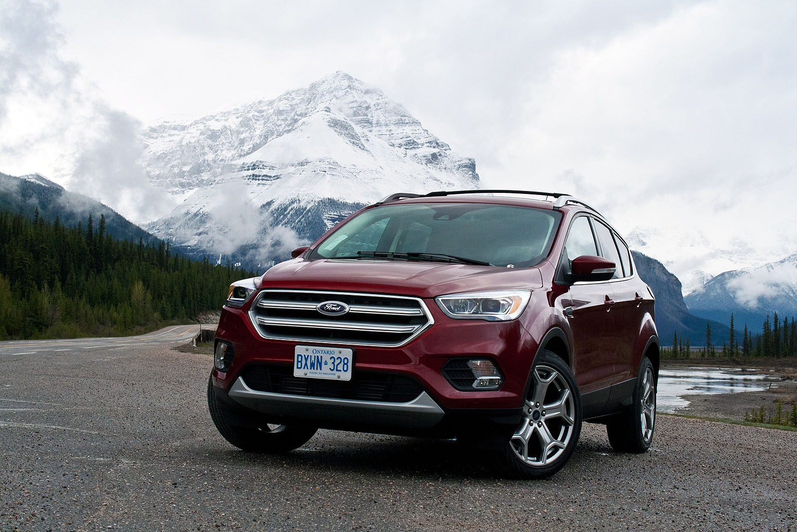 ford escape 4 cylinder review