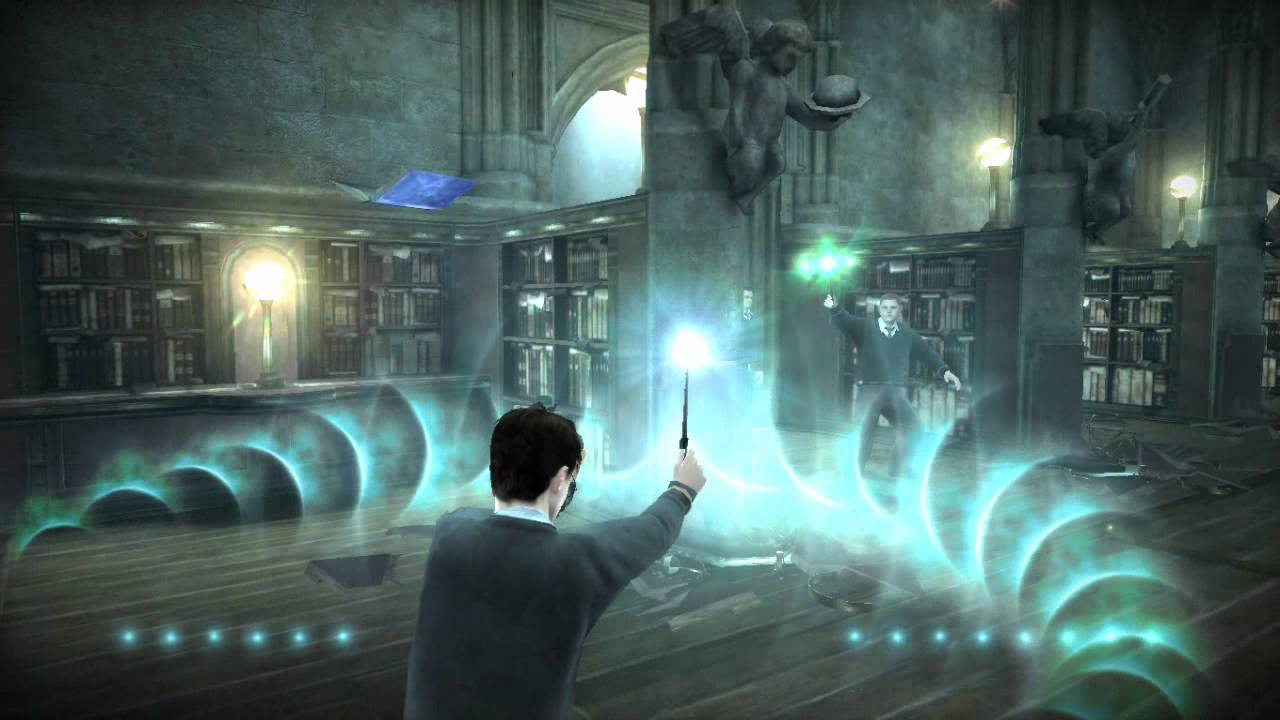 harry potter half blood prince game review
