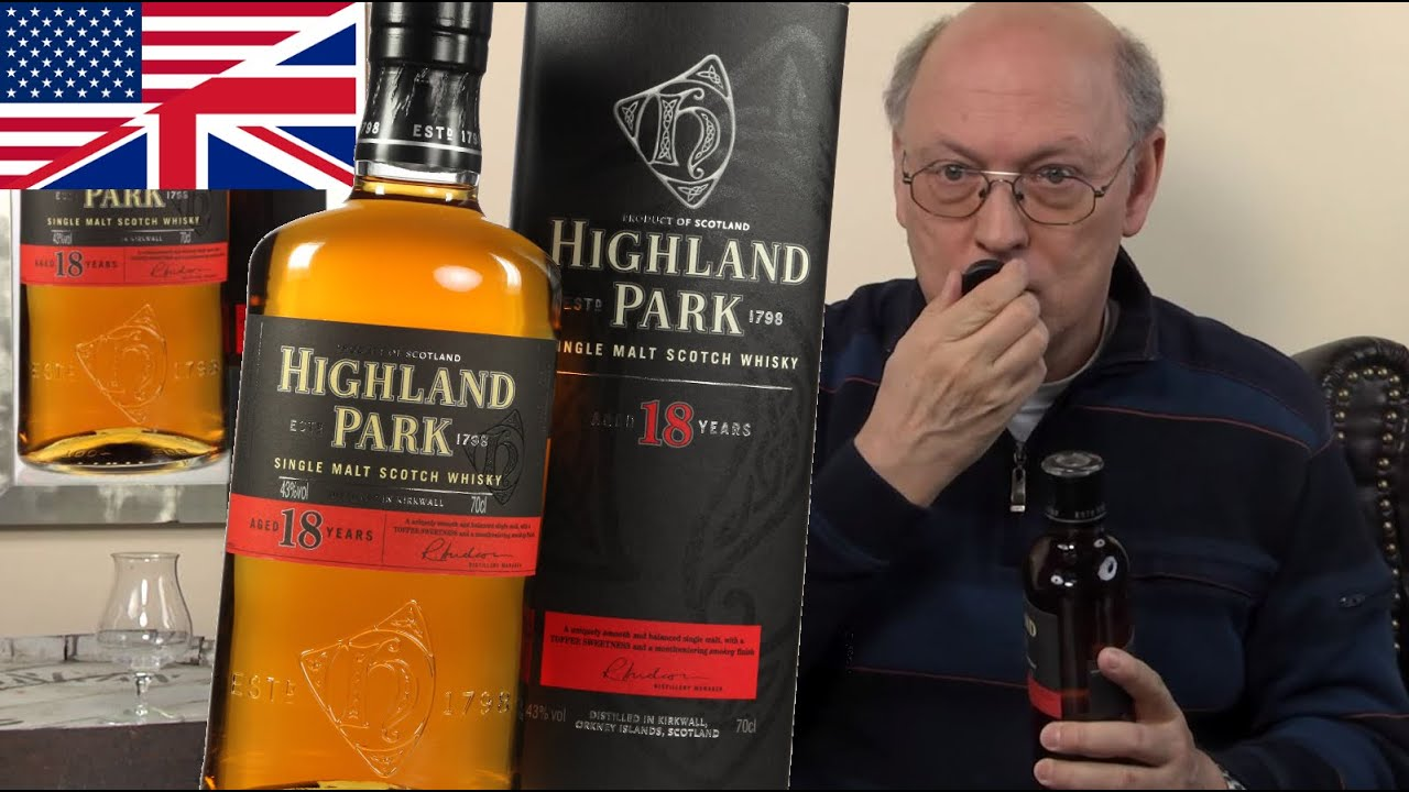highland park 18 year old review