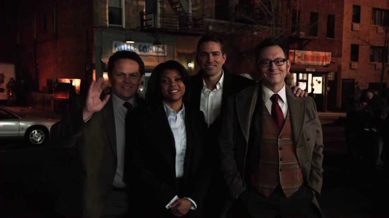 person of interest season 1 review